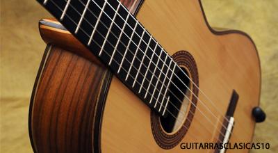 diferencia entre una guitarra acustica y una clasica