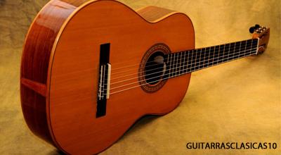 guitarra clasica madera