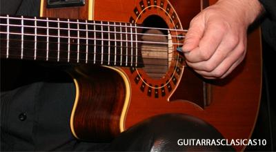 diferencia entre guitarra clasica y acustica